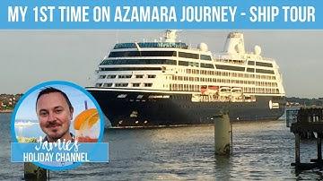 Azamara Journey Cruise Ship Tour
