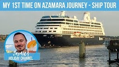 Azamara Journey Cruise Ship Tour