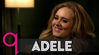 Baixar Adele opens up about
