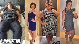 Inspiring Women Fat Loss Transformation Female Obese To Fit Motivation Before And After