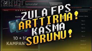 ZULA FPS ARTTIRMA *kasma sorunu çözümü*