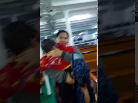 Bohol 2017 05-02@0520 Lite Ferry Jagna Arrival 01