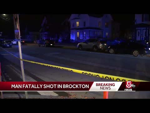 Man killed in Brockton shooting identified