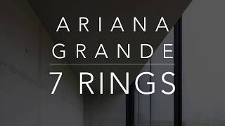 Gambar cover Ariana Grande - 7 Rings (Lyrics/Tradução/Legendado)(HQ)