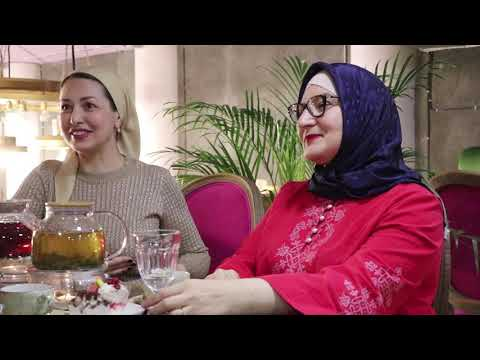 Рейна Алиева и Зумрат Асабаева! Чеченские блогеры. Красивые, грамотные, востребованные.