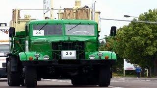 kraz 255b v8 6x6 truck