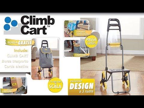 The Climb Cart Il Più Affidabile Dei Carrelli Saliscale Eclshop