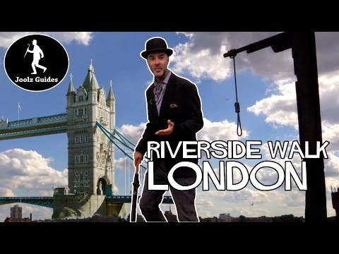 Tower Of London To Wapping - London's Best Riverside Walk