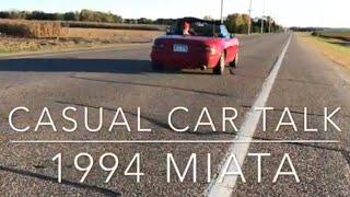 Mazda Miata Review 1994 - 25 Years Old!