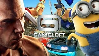 Top 10 FREE GAMELOFT Games for iOS &Android