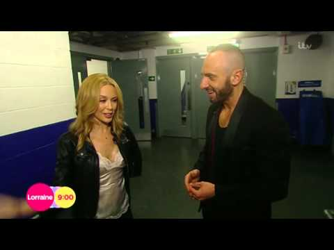 Kylie Minogue On Moving To Rock Nation And Twerking With Miley Cyrus | Lorraine