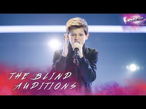Blind Audition: Josh Richards Sings I'll Be There | The Voice Australia 2018
