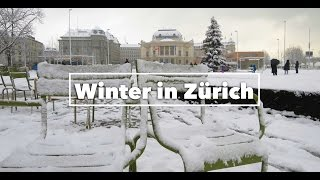 Winter in Zurich | A Travel Movie