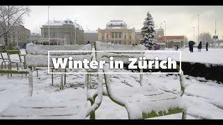 Winter in Zurich | A Travel Movie