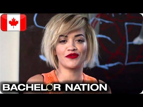 Rita Ora Makes A Surprise Appearance!   The Bachelor CA