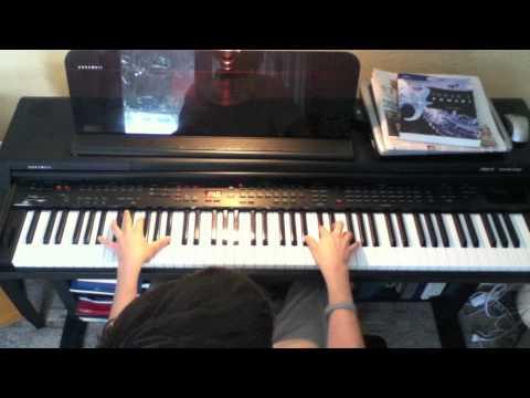 Taylor Hicks: Do I Make You Proud   Piano Cover...