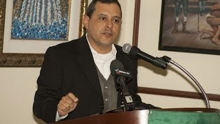 Pedro Vasquez (English) - Conference: Challenges of Civic Resistance to new Fascist States