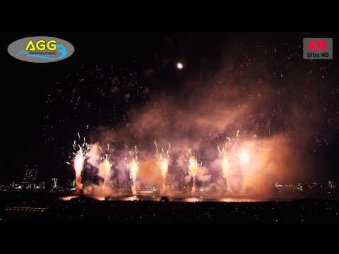 【4K】Fireworks Festivals in Tokyo [4K Ultra HD]