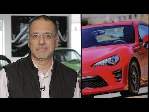 Toyota 86: More power would ruin it (CNET on Cars, Ep. 104)