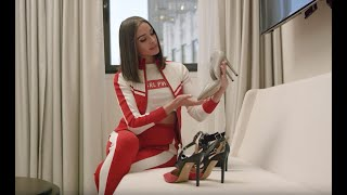 Getting Ready with Olivia Culpo