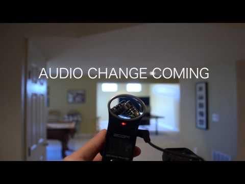 Zoom H1 Handy Recorder - Vocal Test