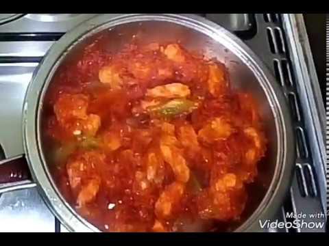 አሳ ወጥ Ethiopia Food Fish Stew