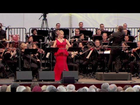 Elina Garanca begeistert Publikum in Kitzbühel - VIDEO