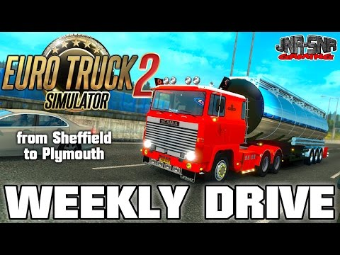 Scania 1 Series   EURO TRUCK SIMULATOR 2 WEEKLY DRIVE LIVE   ETS 2 MODS