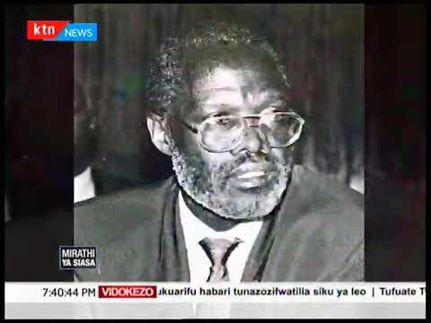 Maisha na siasa ya Jaramogi Oginga Odinga na mwanawe Raila Odinga | MIRATHI YA SIASA