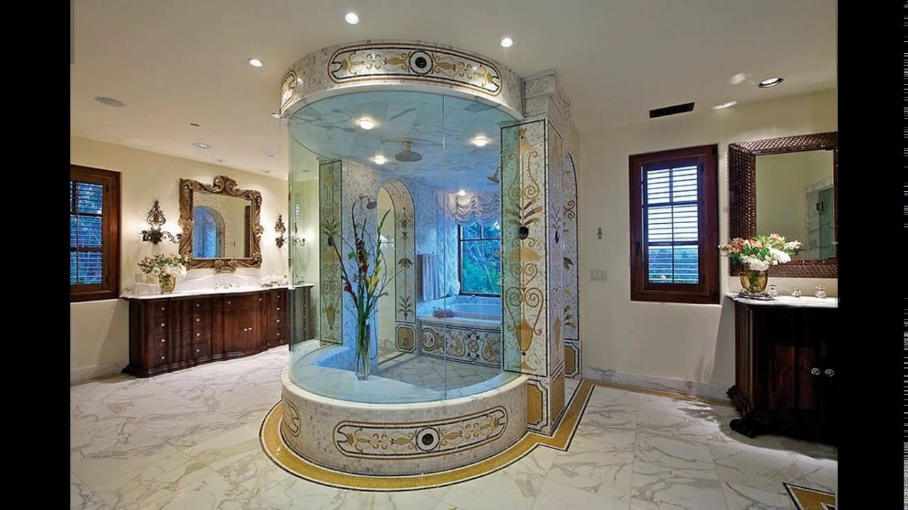 Best designed bathrooms in the world - YouTube
