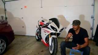 Yamaha R1 review & Motorcycle tips