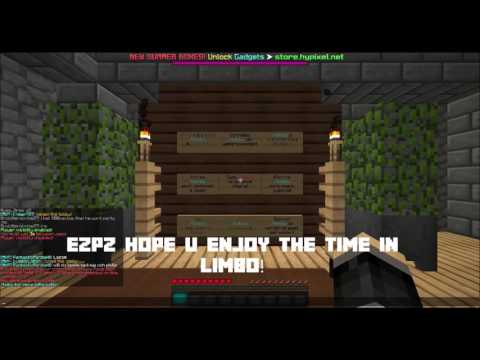 How to go to limbo in Hypixel
