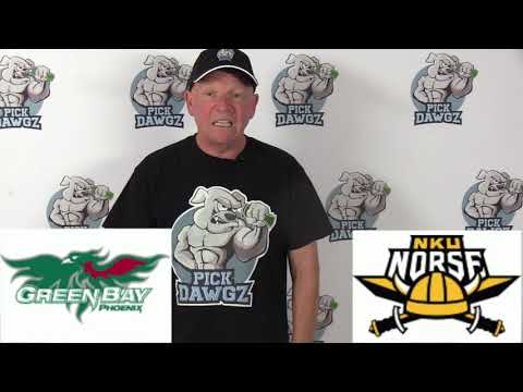 Northern Kentucky vs Wisc Green Bay 3:9:20 Free College Basketball Pick and Prediction CBB Betting