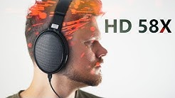Sennheiser HD58X Headphones For GAMING - Not Crazy At All!