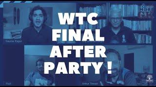 WTC Afterparty - A Little More GK w/ Yuzi Chahal, Joy Bhattacharjya, Ankur Tewari & Michael Vaughan