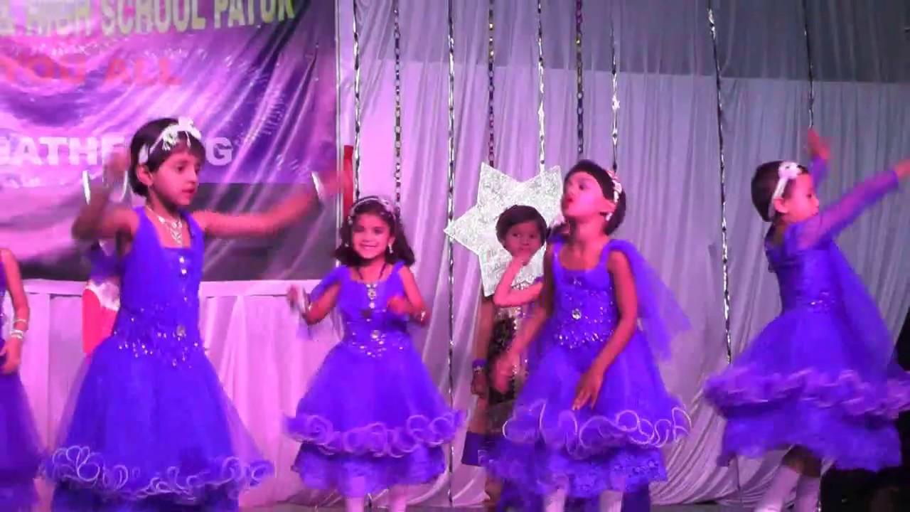 Sahasra dance performance chanda chamke cham cham youtube.