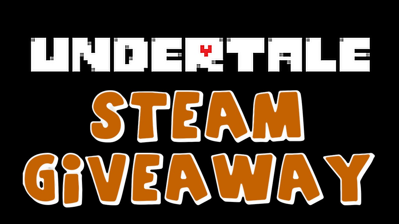 Undertale steam key giveaway