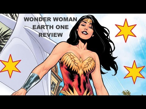 Wonder Woman Earth One Discussion