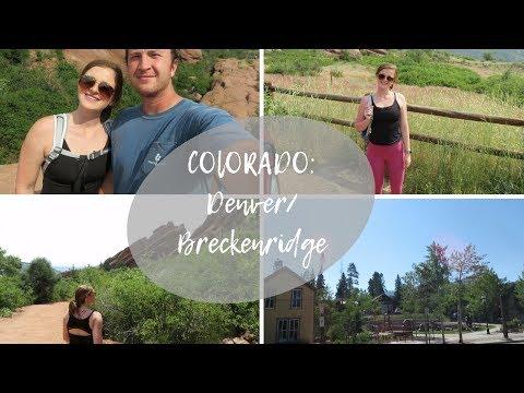 SPONTANEOUS COLORADO VACATION/outdoor run and hike