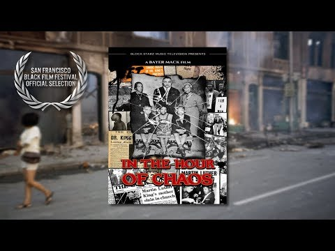 IN the HOUR of CHAOS (2016) Extended Trailer