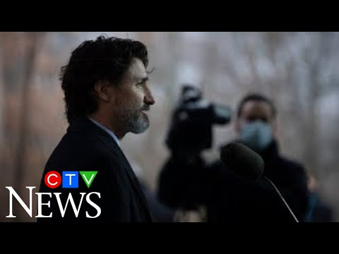 Watch: PM Trudeau's address on vaccine, COVID-19 support