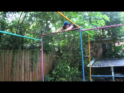 How To Do Parkour: Lache tutorial (Zoic Nation Parkour and Freerunning)
