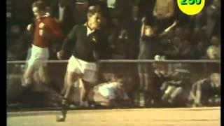 Springbok Try Nr: 250 - Eben Olivier (1968 - British Lions, 4th Test, Ellis Park)