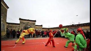 Jinxi hands-on lion dance| CCTV English