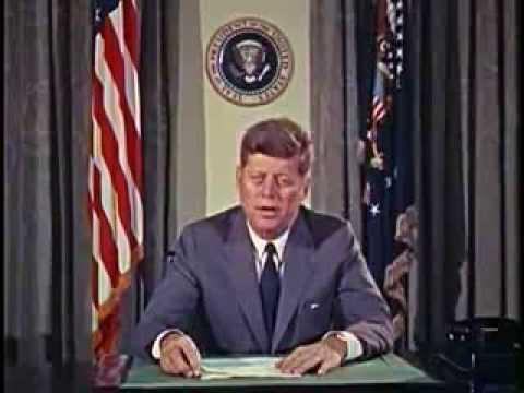 President Kennedy JFK - John Glenn Story :  Intro