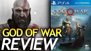 God Of War Review 2018 PS4 (NO SPOILERS!) | JKB