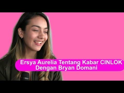 Jawaban  Ersya Aurelia Soal Gosip Cinta Lokasi dengan Bryan Domani Mp3