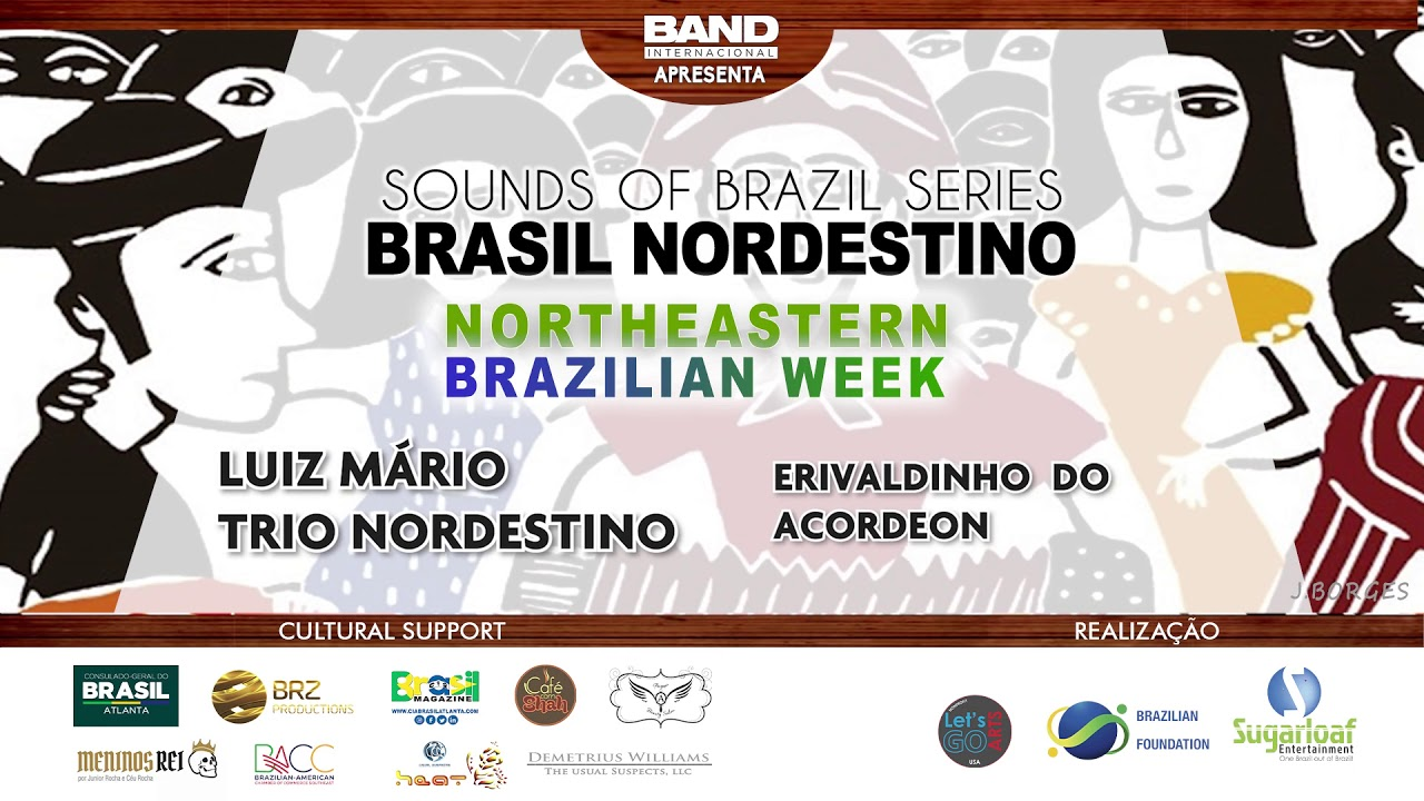 Sounds Of Brazil Series - Brasil Nordestino