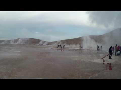 Atacama Desert - Geyser (El Tatio)