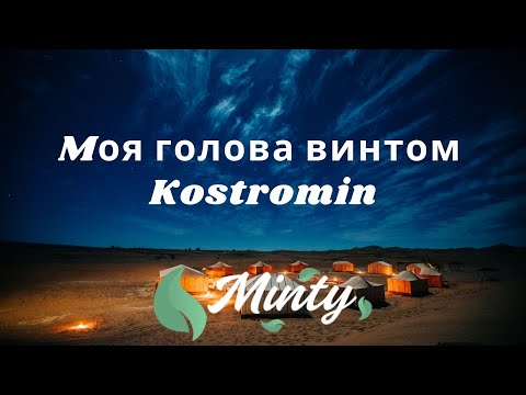 kostromin - Mоя голова винтом (my head is a screw) | [TIkTok]